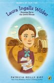 Book Cover Image. Title: Laura Ingalls Wilder:  Growing Up in the Little House, Author: Patricia Reilly Giff