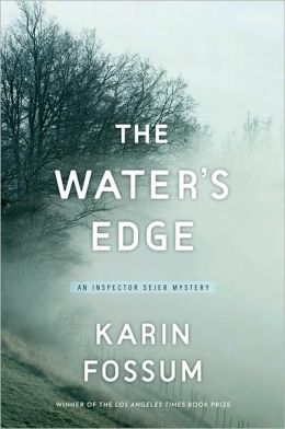 The Water's Edge (Inspector Sejer Series #8)