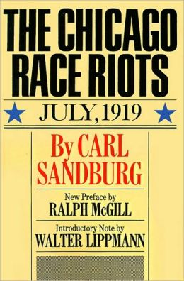 Chicago Race Riots: Revised