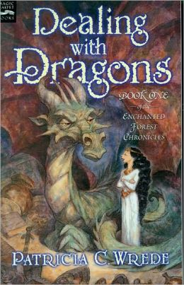 Dealing with Dragons (Enchanted Forest Chronicles Series #1)