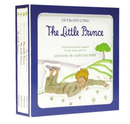 Introducing the Little Prince (Board Book Gift Set)