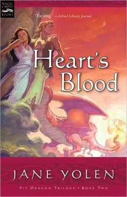 Heart's Blood (Pit Dragon Chronicles Series #2)