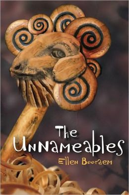 The UNNAMEABLES HC
