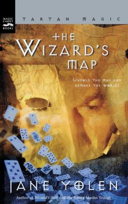 The Wizard's Map (Tartan Magic Series #1)