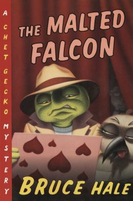 The Malted Falcon (Chet Gecko Series)