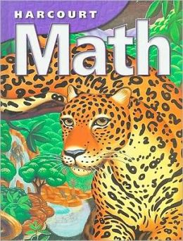 Harcourt School Publishers Math: Student Edition Grade 6 2002