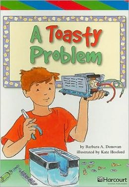 Storytown: Ell Rdr Toasty Problem G5 Stry 08