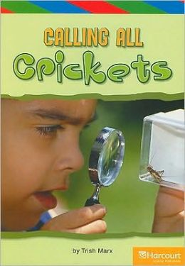 Storytown: Ell Rdr Calling All Crickets G5 Stry08