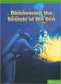 Harcourt Science: Ab-Lv Rdr Disc Secrets Of Sea G5 Sci09