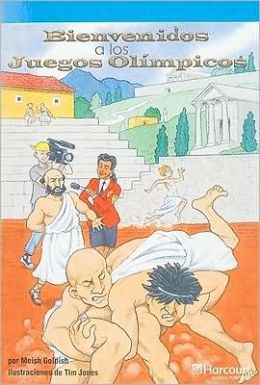 Harcourt School Publishers Villa Cuentos: On-Lv Rdr Bienvndos.Olimpicos G6 Villa09