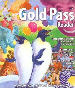 Storytown: Gold Pass Reader Student Edition Grade 1 2009