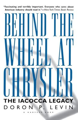 Behind The Wheel At Chrysler