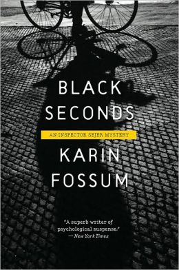 Black Seconds (Inspector Sejer Series #6)