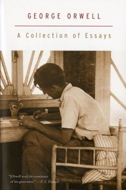 a collection of essay by george orwell