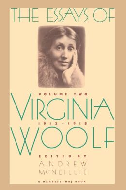 Essays Of V Woolf V2 1912-1918