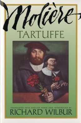 the book of tartuffe Character that blocks tartuffe's plans at the end of this book the female character that challenges tartuffe why orgon brings tartuffe into his home.