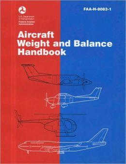 Aircraft Weight and Balance Handbook, 1999