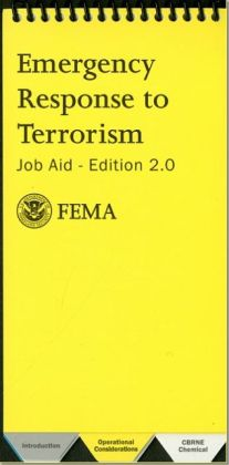 Emergency Response to Terrorism: Job Aid