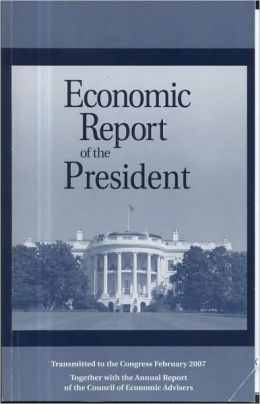 Economic Report of the President, 2007