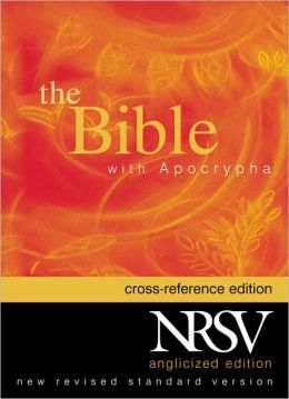 The Bible: New Revised Standard Version Anglicized Edition