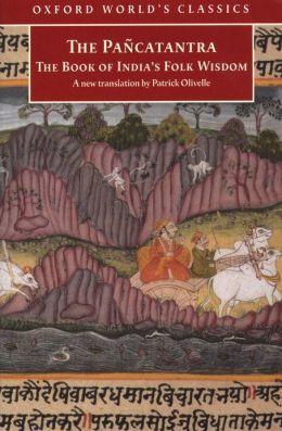Pañcatantra: The Book of India's Folk Wisdom