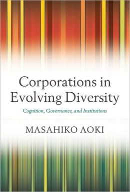 Corporations in Evolving Diversity Cognition, Governance, and Institutions