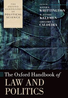 The Oxford Handbook of Law and Politics