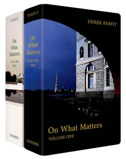On What Matters, Two-Volume Set