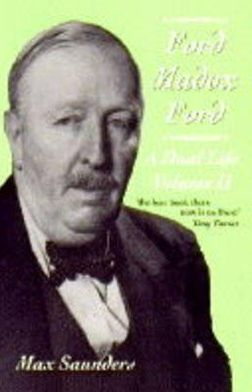 Ford Madox Ford - A Dual Life: The After-War World
