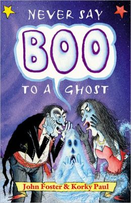 Never Say Boo to a Ghost