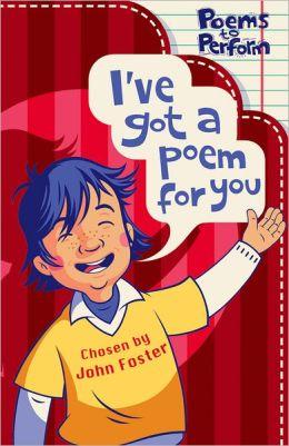 I've Got a Poem for You