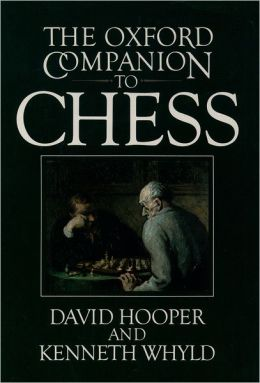 The Oxford Companion to Chess