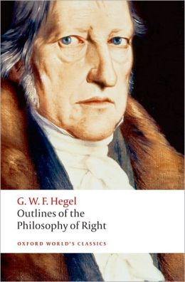 Outlines of the Philosophy of Right
