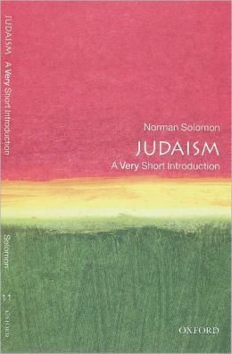 A Very Short Introduction - Judaism