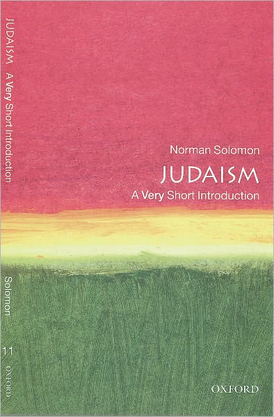 Free audio textbook downloads A Very Short Introduction - Judaism 9780192853905