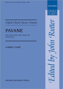Pavanne Occo 44 Mixed Choir