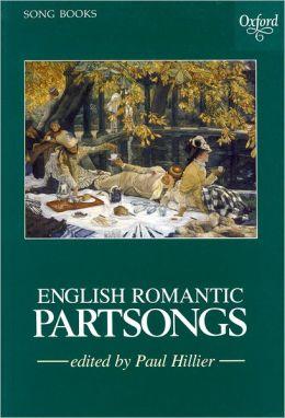 English Romantic Partsongs