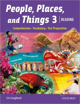 People, Places, and Things: Reading - Vocabulary - Test Preparation