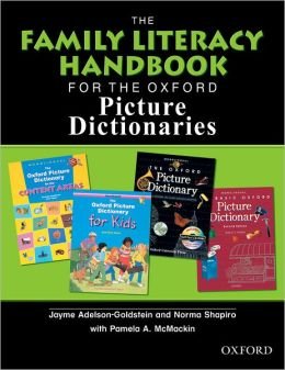 The Oxford Picture Dictionary: Family Literacy Handbook