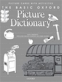 The Basic Oxford Picture Dictionary Picture Cards