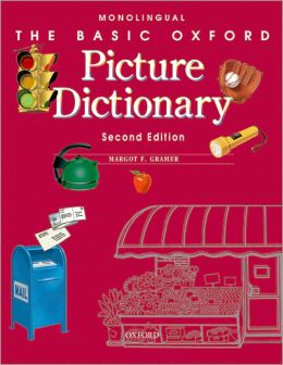 The Basic Oxford Picture Dictionary Monolingual English