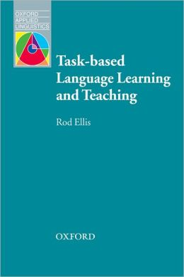 Task-based Language Learning and Teaching