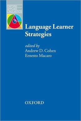 Language Learner Strategies: 30 years of Research and Practice