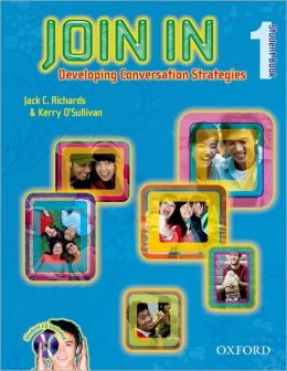Join in Student Book 1 with Audio CD