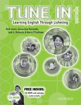 Tune In 1: Learning English Through Listening Teacher's Book
