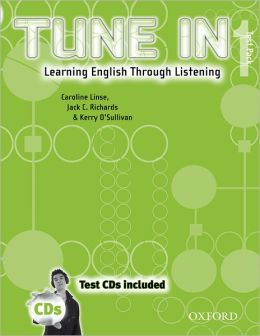 Tune In 1: Learning English Through Listening Test Pack with CDs