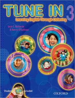 Tune In 3 Student Book with Student CD: Learning English Through Listening