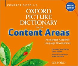 Oxford Picture Dictionary for the Content Areas Class Audio CDS (6)