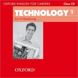 Oxford English for Careers: Technology 1: Class Audio CD