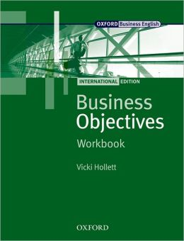 Business Objectives Workbook: International Edition